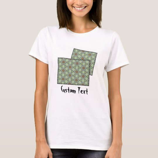 Colorful multicolor repeat patterns T-Shirt