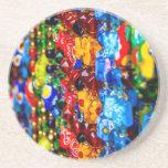 Colorful Murano Coaster