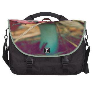Colorful Mushroom Photo Bag For Laptop