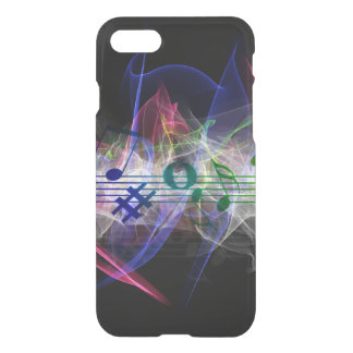 Colorful Music Style iPhone 7 Case