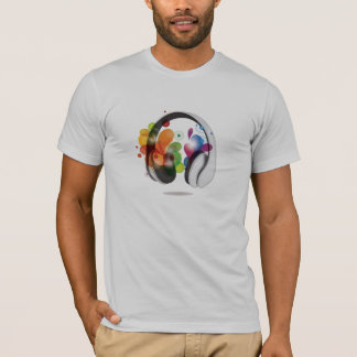 Colorful Music T-Shirt