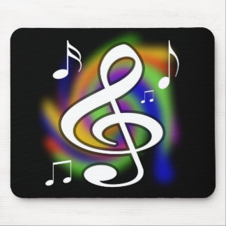 Colorful Musical Mousepad