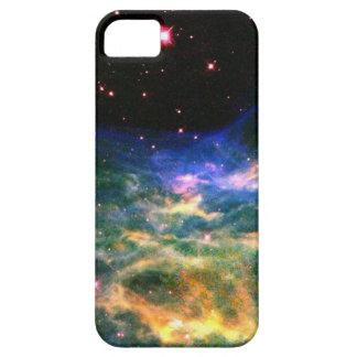 Colorful Nebula and Stars iPhone 5 case