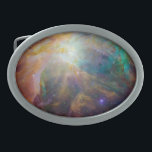 "Colorful Nebula Belt Buckle<br><div class=""desc"">Colorful Nebula belt buckle</div>"