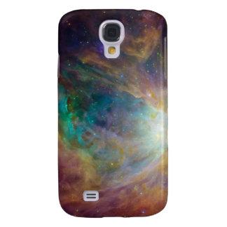 Colorful Nebula Galaxy S4 case