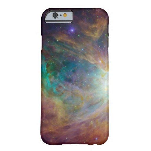 Colorful Nebula iPhone 6 case