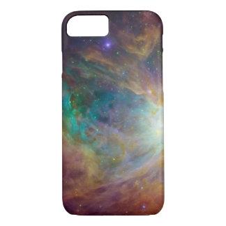 Colorful Nebula iPhone 7 case
