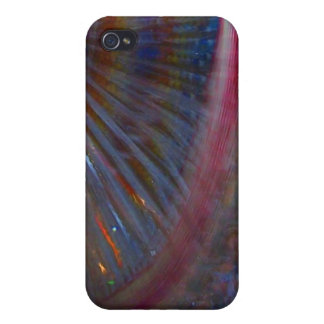 Colorful night fair ride action spinning shot iPhone 4 cover