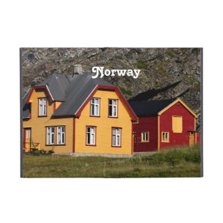 Colorful Norway Houses iPad Mini Cases