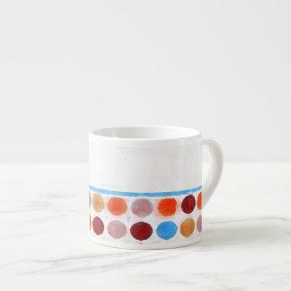 Colorful Notes ~ Espresso Mug