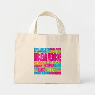 Colorful Nuclear Medicine Mini Tote Bag
