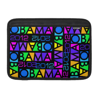 Colorful Obama 2012 iPad sleeve