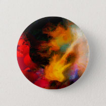 Colorful oil on canvas button