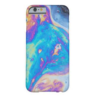 Colorful oil patterns, Canada Barely There iPhone 6 Case