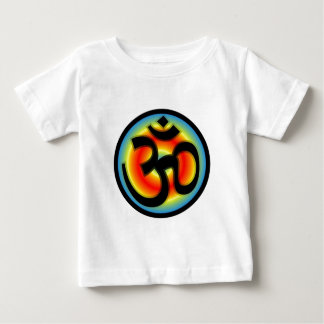 Colorful_Om Baby T-Shirt