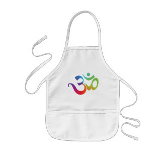 Colorful Om Gift Aprons
