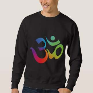 Colorful Om Sweatshirt