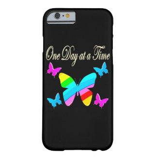 COLORFUL ONE DAY AT A TIME BARELY THERE iPhone 6 CASE