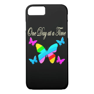 COLORFUL ONE DAY AT A TIME iPhone 7 CASE