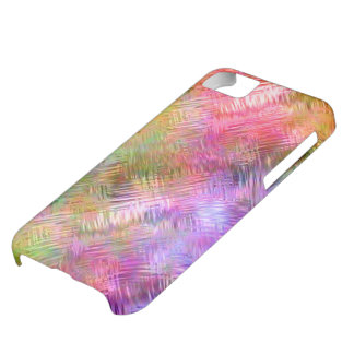 Colorful Opal Glassy Texture iPhone 5C Cover