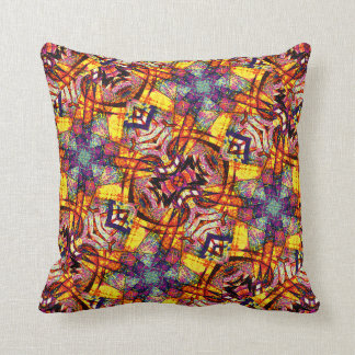 Colorful Ornament Pattern Pillows