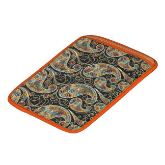 Colorful Ornate Elegant Vintage Paisley Sleeves For iPads