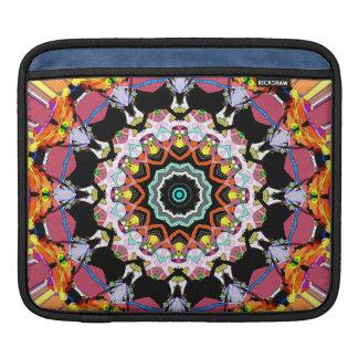 Colorful Ornate Mandala Sleeve For iPads