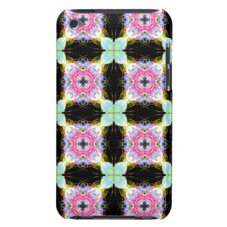 Colorful Ornate Pattern Barely There iPod Case