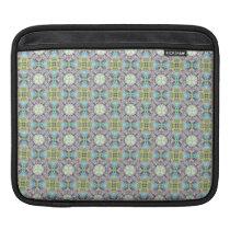 Colorful Ornate Pattern iPad Sleeve