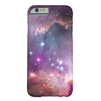Colorful Outer Space Galaxy / Nebula Barely There iPhone 6 Case
