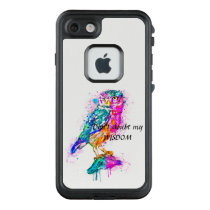 colorful owl Apple iphone7 case