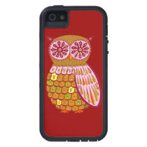 Colorful Owl iPhone 5/5S Case Tough Xtreme