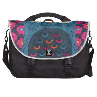 Colorful Owl Commuter Bags