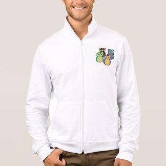 Colorful Owls Jacket