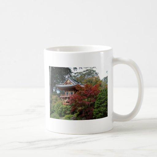 Colorful Pagoda Coffee Mug