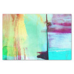 Colorful Paint Abstract Tissue Paper