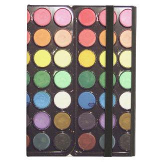 Colorful Paint Box Rainbow Case For iPad Air