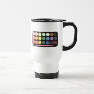 Colorful Paint Box Rainbow Mug