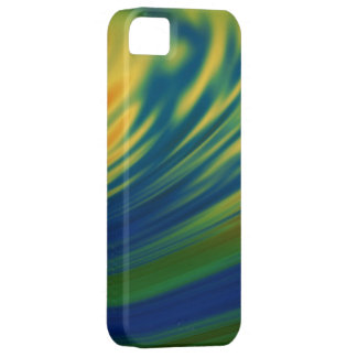 Colorful paint brush strokes on iphone cases iPhone 5 cases
