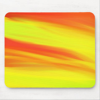 COLORFUL PAINT RAINBOW 3 MOUSE PAD
