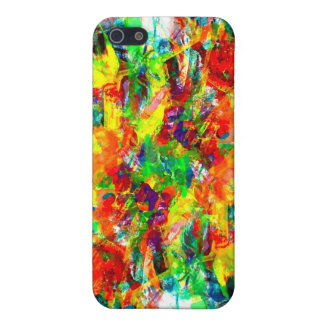 Colorful paint Speck Case Case For iPhone 5