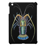 Colorful Painted Spiny Lobster iPad Mini Case