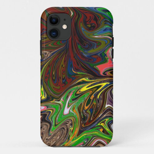 Colorful Painting | Abstract Masterpiece Fine Art Phone Case