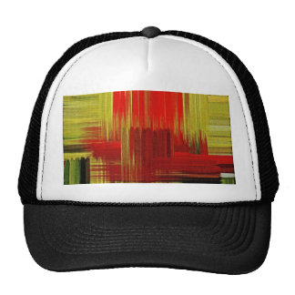Colorful Painting Art Hat