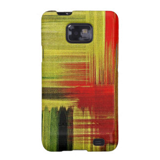 Colorful painting art - Sam Sung Galaxy Case Samsung Galaxy Cases