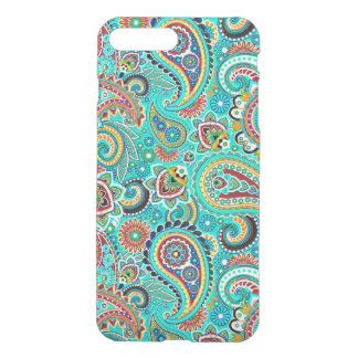 Colorful Paisley iPhone 8 Plus/7 Plus Case