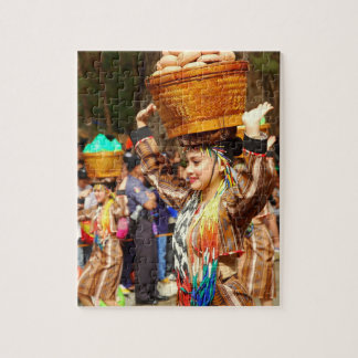Colorful Panagbenga Festival Jigsaw Puzzle