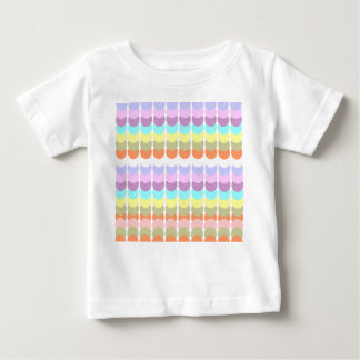 Colorful Papercraft : Punch Dot Patchwork Baby T-Shirt