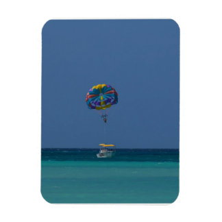 Colorful Parasailing Magnet