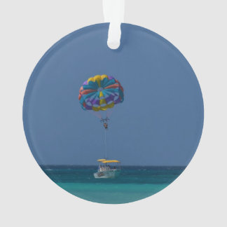 Colorful Parasailing Ornament